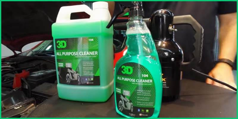 Best All Purpose Cleaner For Car Interior
