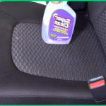 How To Clean Black Cloth Car Seats