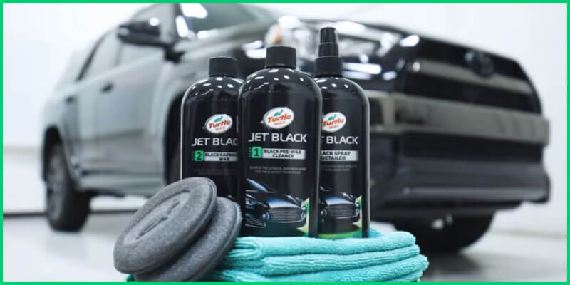 Best Car Polish And Wax For Black Cars