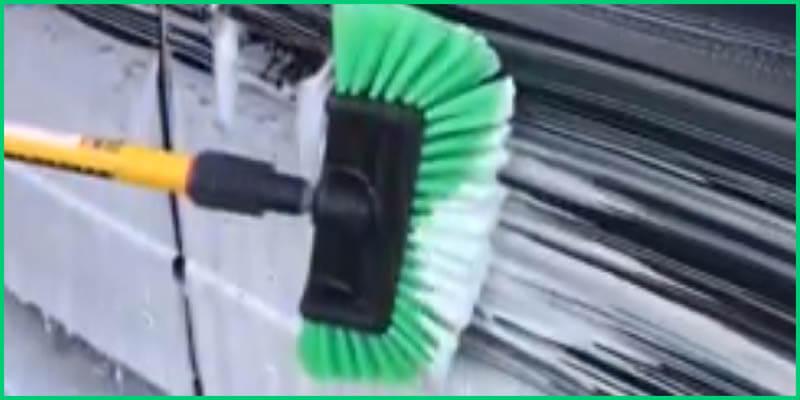 Best Car Wash Brush With Soap Dispenser