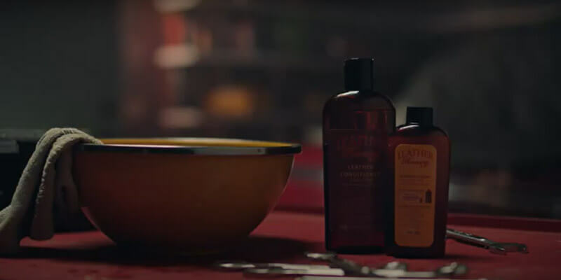 How to Use Leather Honey Cleaner